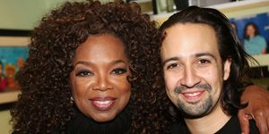 Celebrities Visit Broadway - October 16, 2015