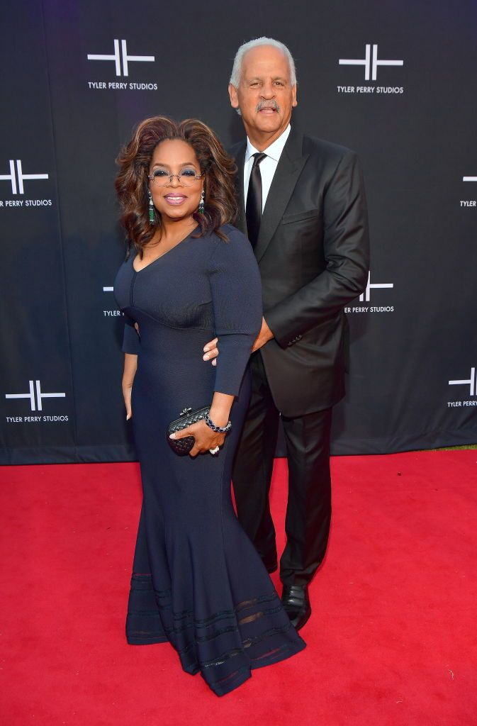 Oprah Explains Why She and Stedman Never Had Kids