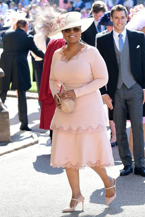 Oprah Winfrey Royal Wedding.Oprah Winfrey Shares Her Royal Wedding Experience