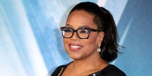 Oprah Winfrey attends the European Premiere of 'A Wrinkle In Time'