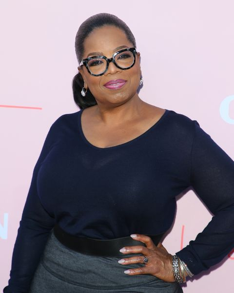 Oprah Winfrey Reveals She Was Pre-Diabetic Before Losing 42 Pounds With Weight Watchers