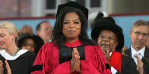 Harvard Commencement 2013