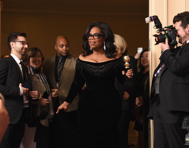 Oprah online dating advice