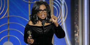 75th Annual Golden Globe Awards - Show, oprah winfrey, golden globes 2018
