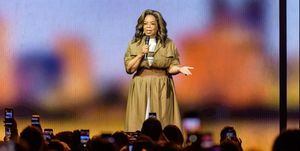 Oprah's 2020 Vision: Your Life in Focus Tour Kick Off In Sunrise, FL
