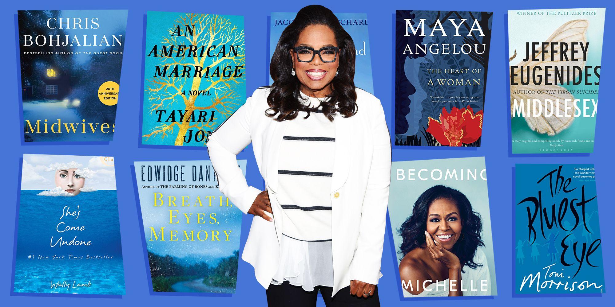 54 Best Books From Oprah's Book Club 2019 - Oprah's Favorite Books