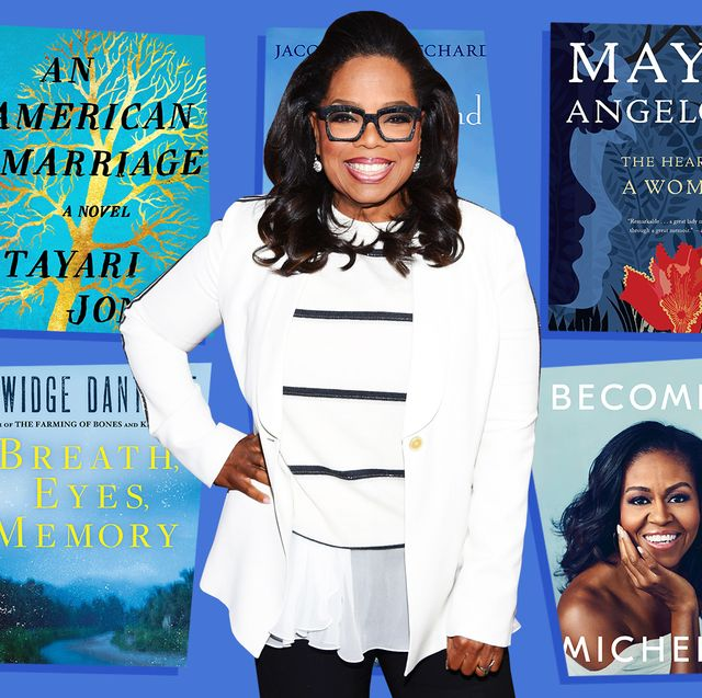 Best Books For Book Clubs 2019 54 Best Books From Oprah's Book Club 2019   Oprah's Favorite Books