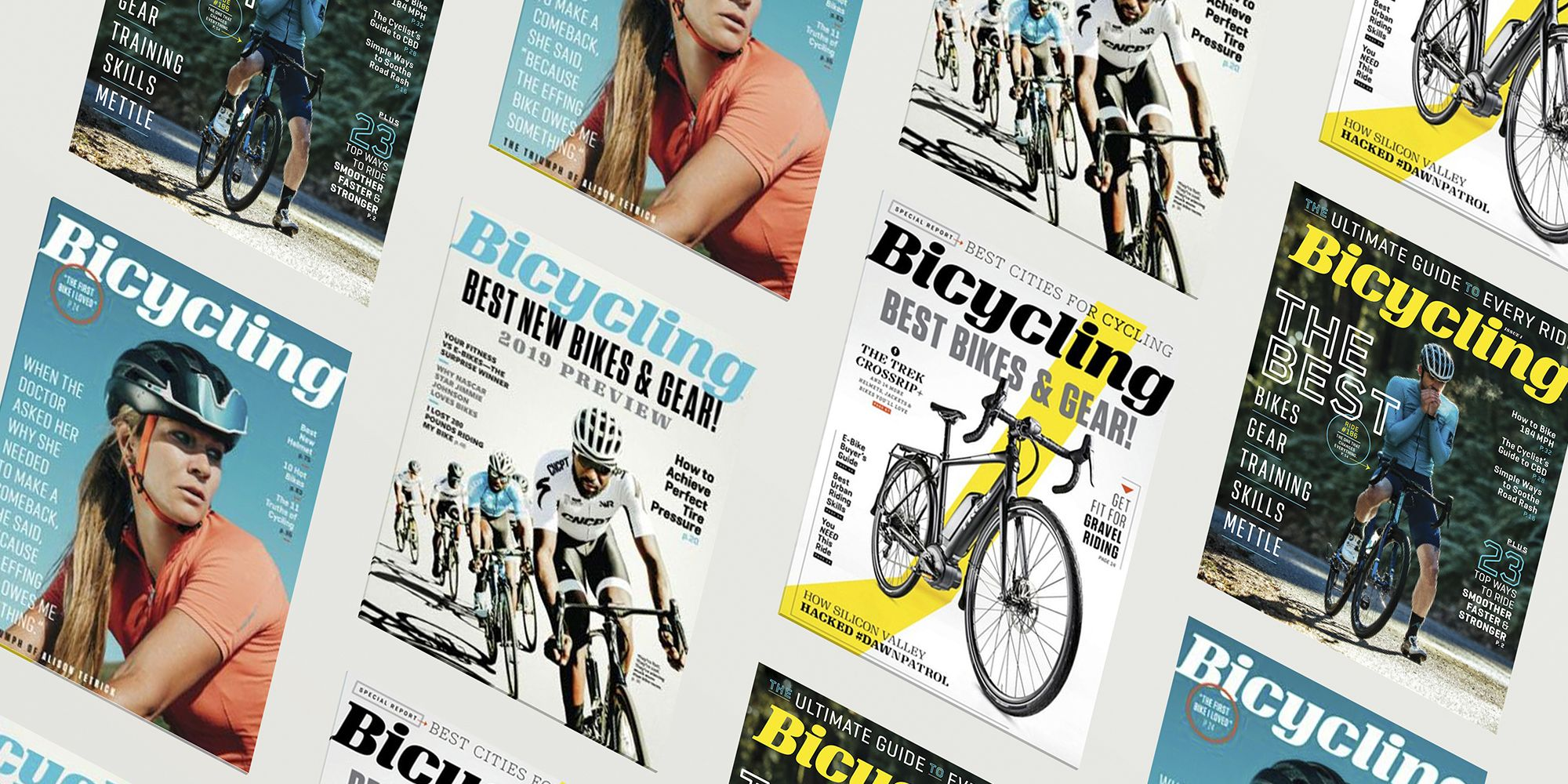 Bicycling Magazine Customer Service - How to Subscribe and Manage