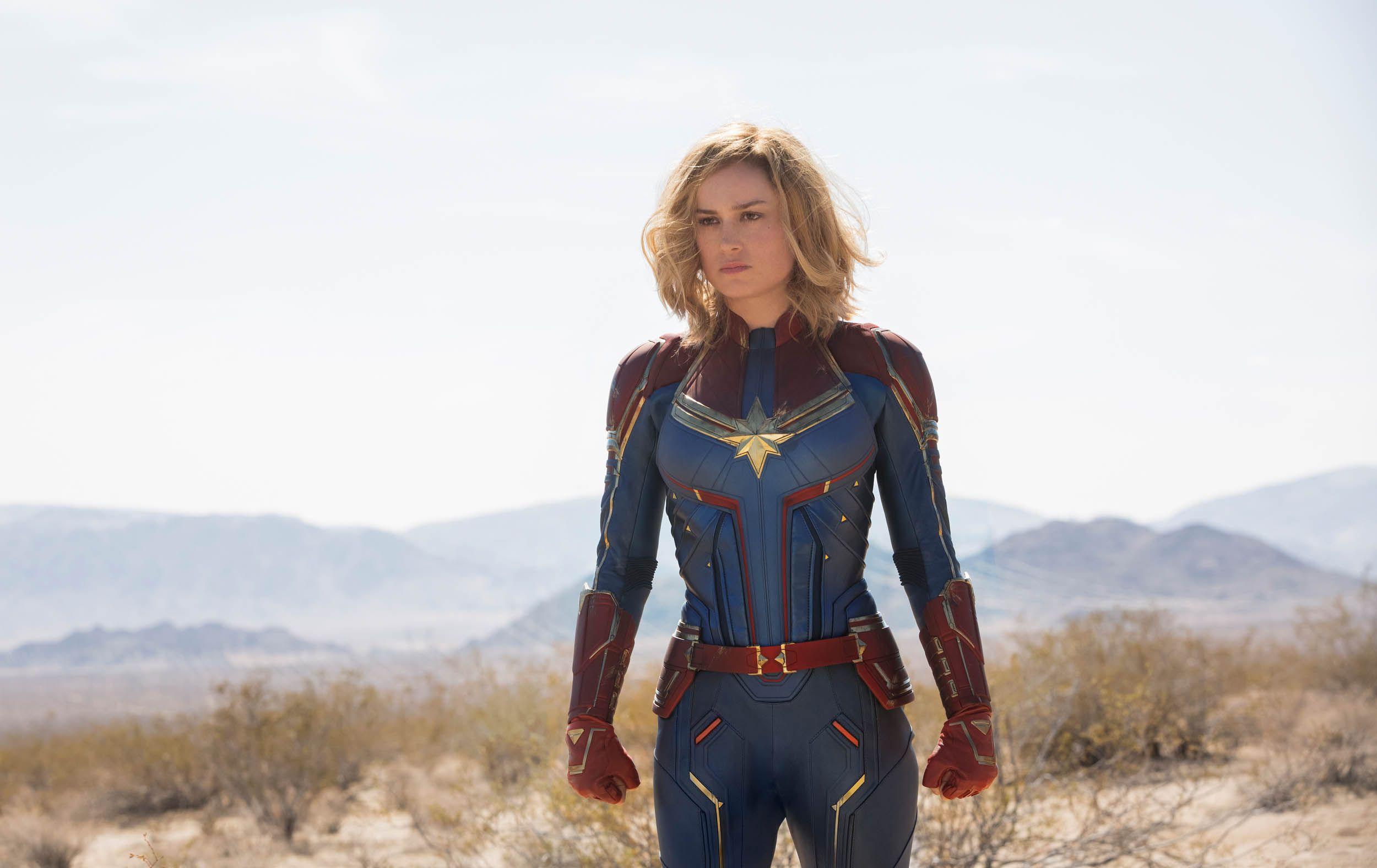 Captain Marvel Movie Review Is Captain Marvel The Marvel Film Brie