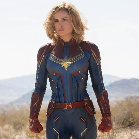 97eedd1517a18 Captain Marvel Movie Review - Is Captain Marvel the Marvel Film Brie ...