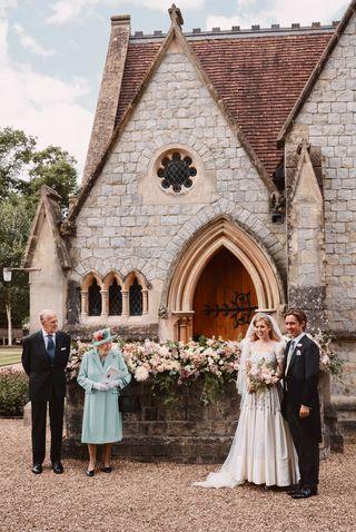 le mariage de la princesse beatrice et mr mapelli mozzi