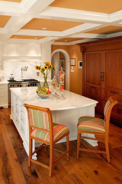 7 Must See Orange Kitchens How To Use Orange Cabinets Decor In