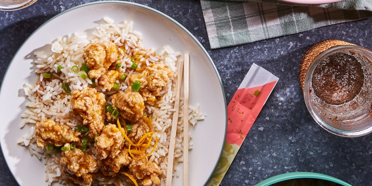 Skip the Restaurant and Try Homemade Chinese-Style Orange Chicken