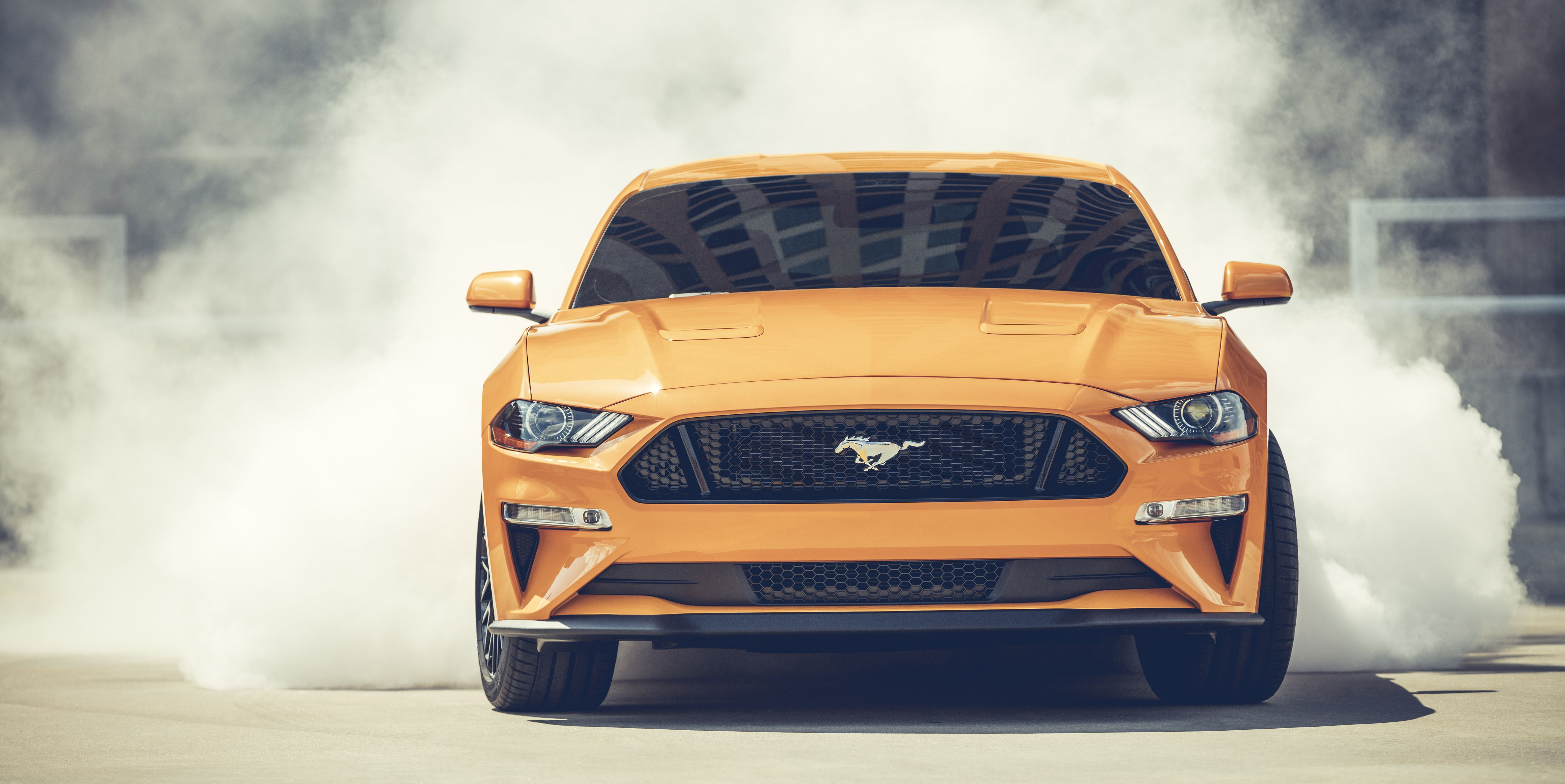 2018 Ford Mustang Gt Acceleration New Mustang Quarter Mile Time