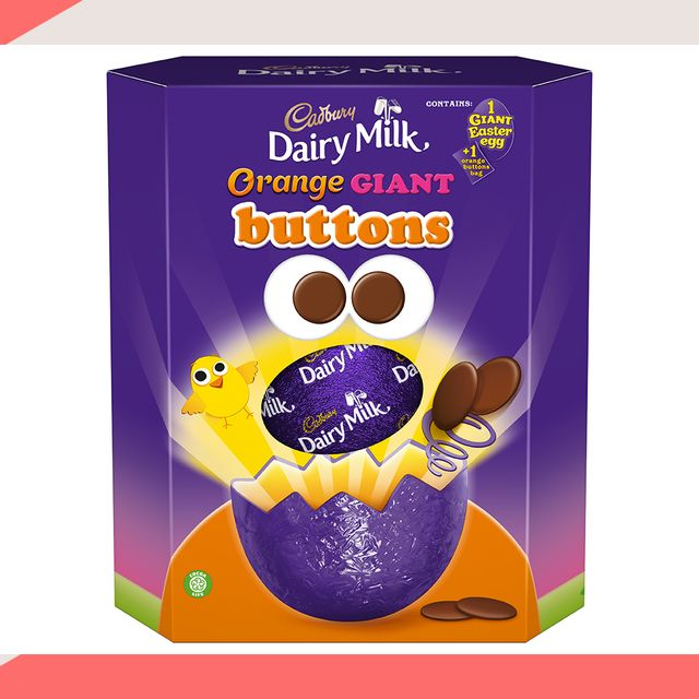 cadbury chocolate orange easter egg