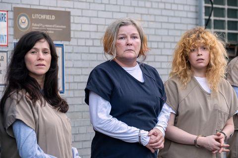 Netflix Cancelled shows - Orange is the New Black, Yael Stone, Kate Mulgrew, Natasha Lyonne