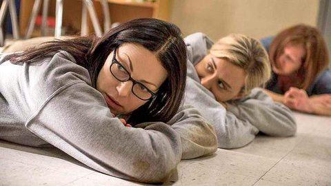 Laura Prepon y Taylor Schilling en 'Orange is the New Black' 6