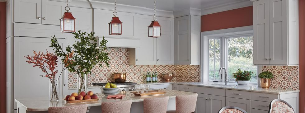 7 Must See Orange Kitchens How To Use Cabinets Decor In