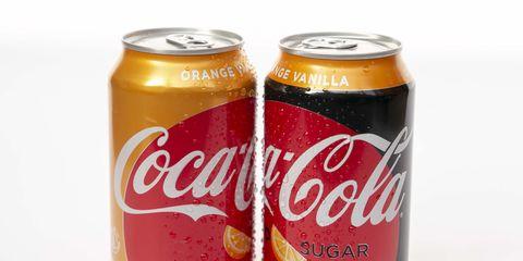 ed6a30935455 Orange Vanilla Coke Is Coca-Cola s First New Flavor In A Decade