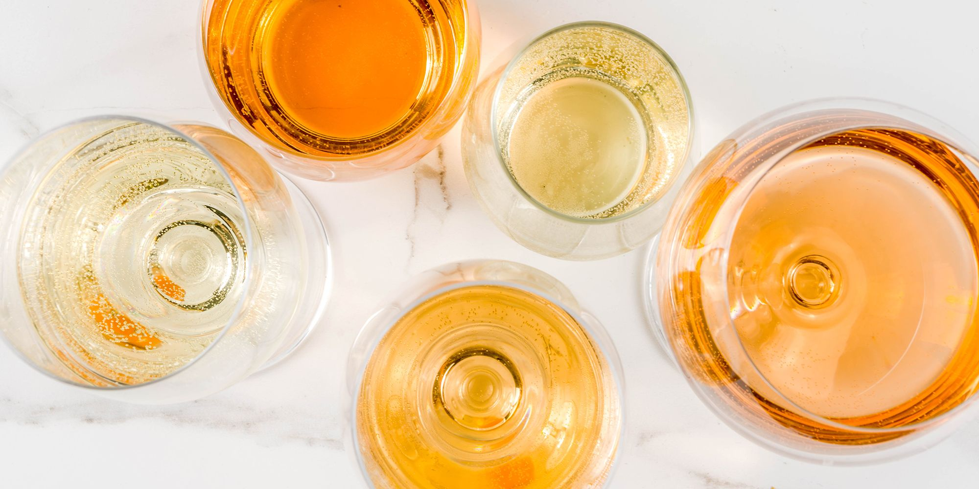 These Natural Orange Wines Are What We're Sipping This Fall