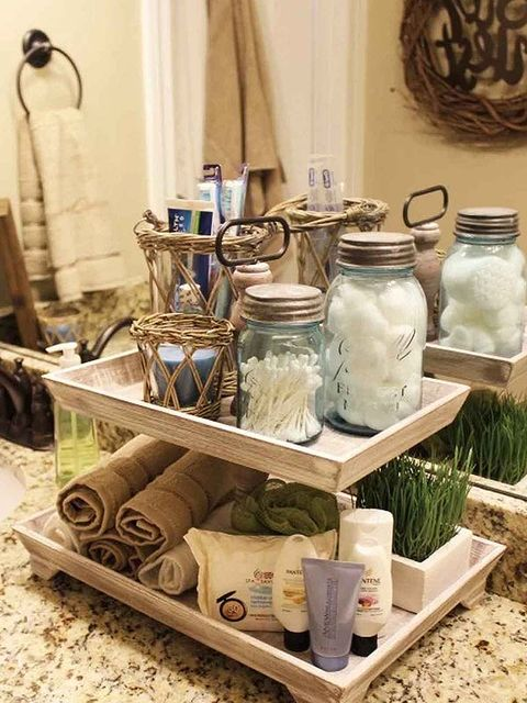 Mason jar, Shelf, Tableware, Room, Furniture, Drinkware, Shelving, Glass, Table, Glass bottle,