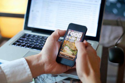 order food online on internet
