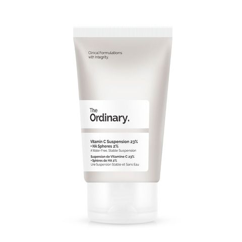 How to Look Younger - The Ordinary Vitamin C suspension