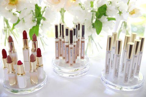 l'oréal paris celebrates the launch of age perfect cosmetics
