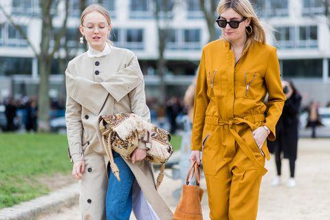 orecchini oro cerchio moda gioielli 2018