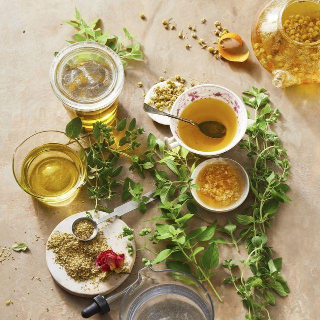 oregano recipe ingredients