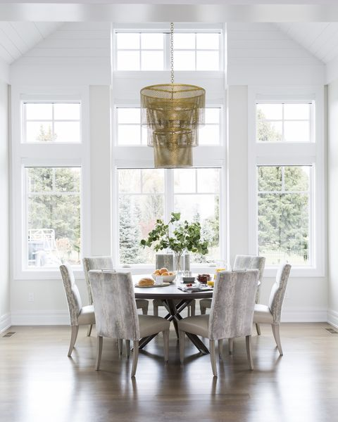 Nook Dining Room Ideas: Tour An Orem Utah Luxury Home