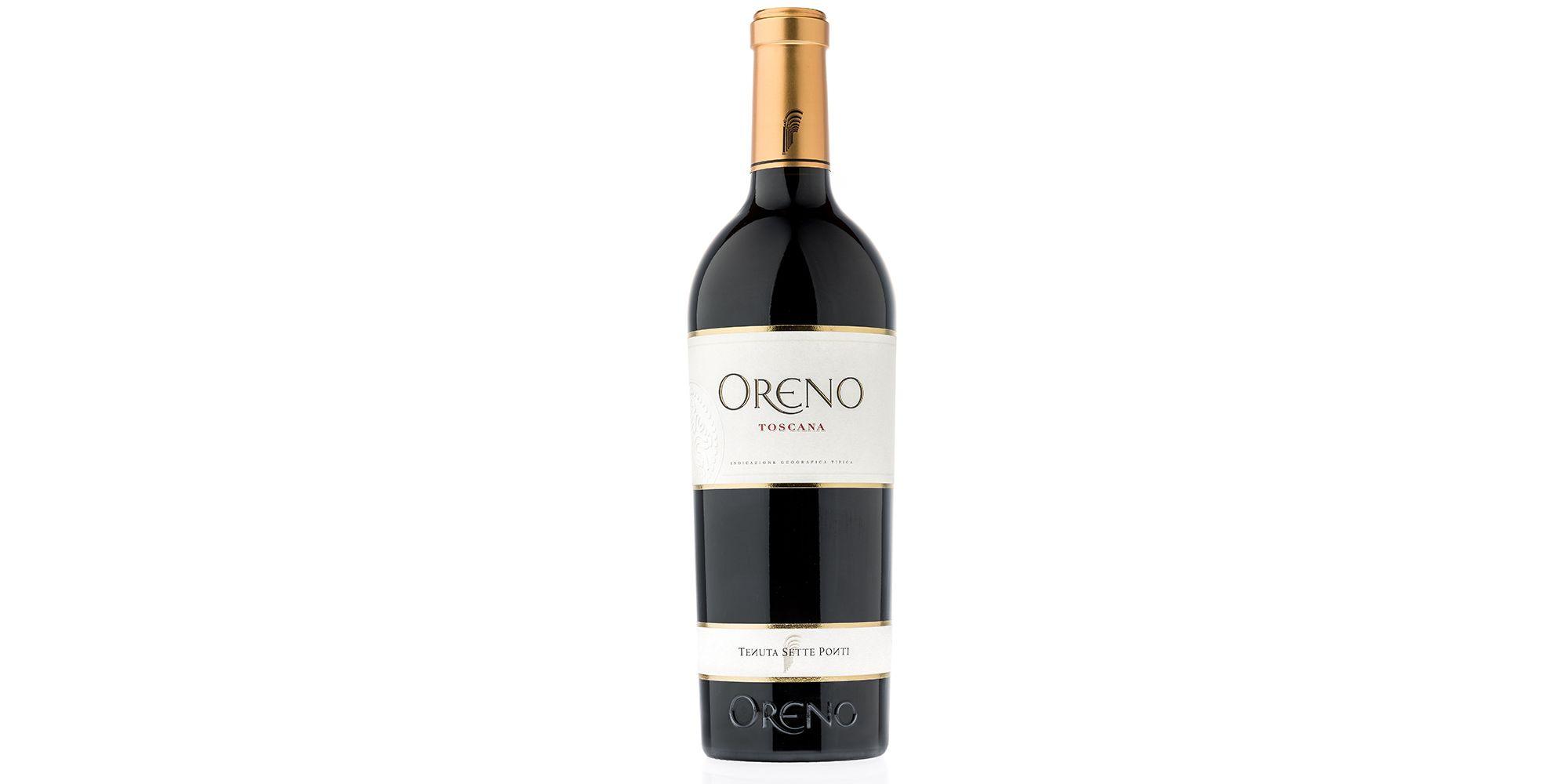 Oreno, il supertuscan più amato dagli esperti di vino