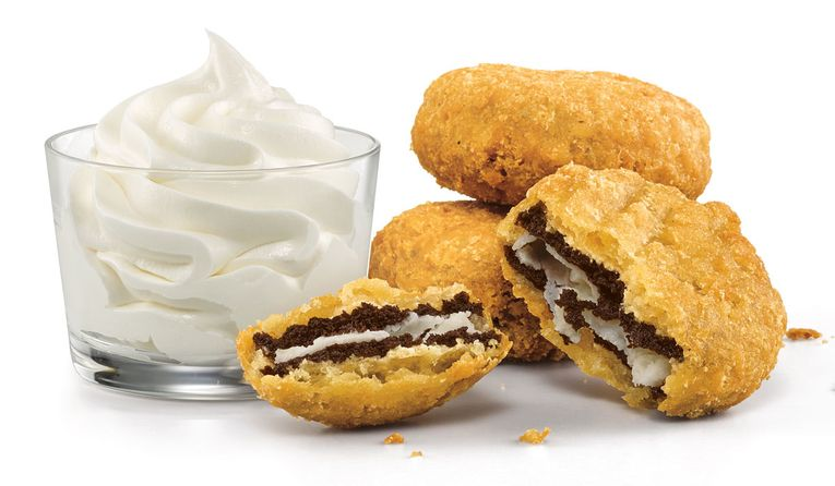Sonic Is Selling Fried Oreos And Ice Cream In Case You Missed The Fair This Year