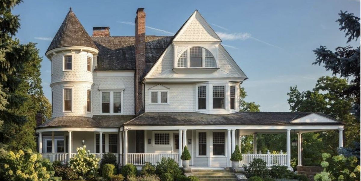 This Gorgeous Victorian Estate On The Market For $15.9 Million May Have Been The Birthplace Of The Oreo Cookie