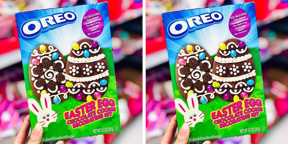 This Oreo Easter Cookie-Decorating Kit Is So Much Better Than Dying Eggs