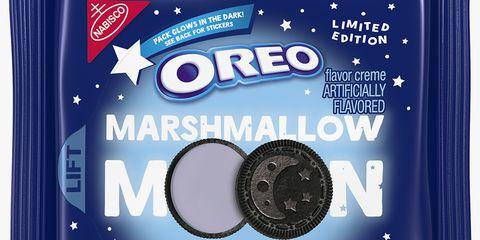 Oreo, Snack, Cookie,