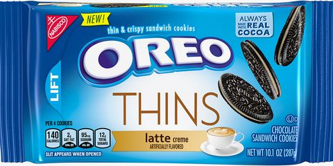 Oreo Thins Have a Brand-New Flavor That's Made for Coffee Drinkers