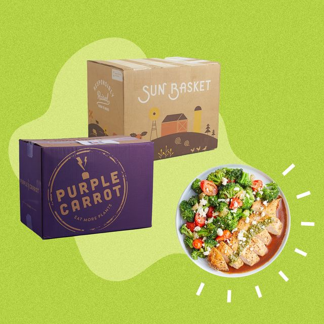 organic meal delivery boxes
