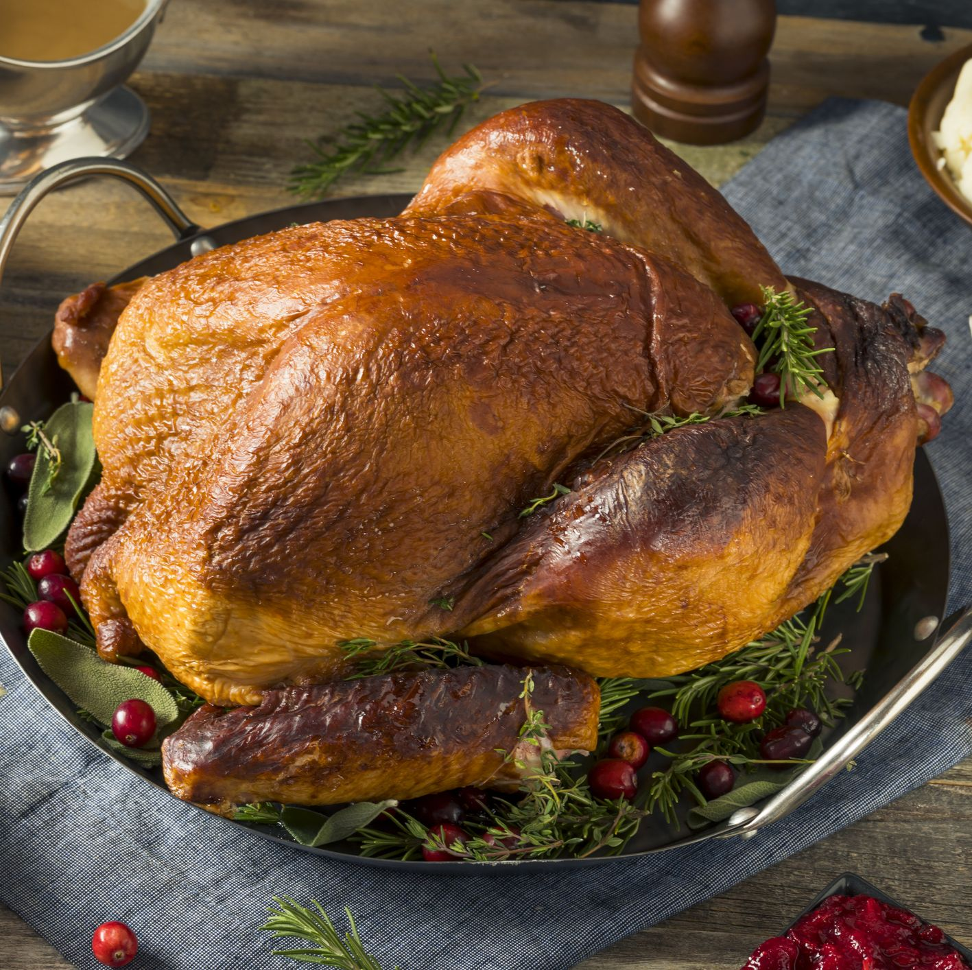 Where to Order a Thanksgiving Turkey Online