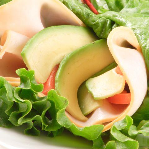 aperitivos simples para la dieta ceto