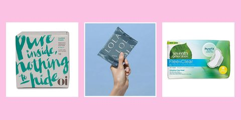 9 Best Organic Pads - Natural Pads and Sanitary Napkins