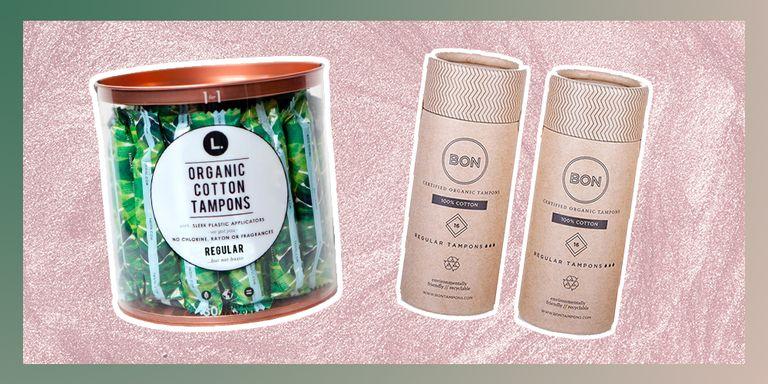 8 Best Organic Tampons Brands - Top Natural Tampons