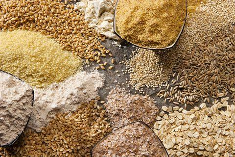 Organic Whole Grains
