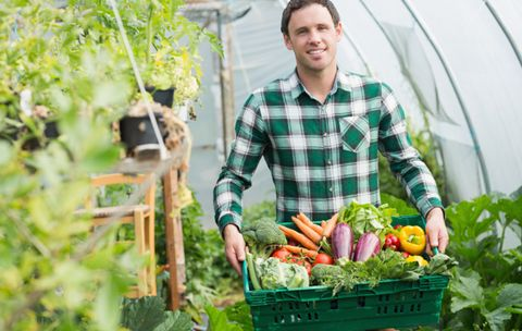 10 Easy Ways to Go Organic