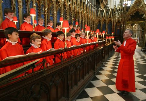 organist and master of the choristers ja