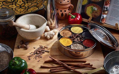Organizadores de especias que dan sabor a tu cocina