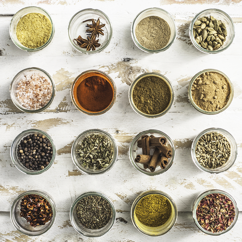 Genius Ways to Organize the Spices in Your Cabinet, Drawer, or Pantry
