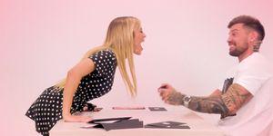 Oriana Marzoli y Luis Mateucci se pelean en MTMad en su cara a cara