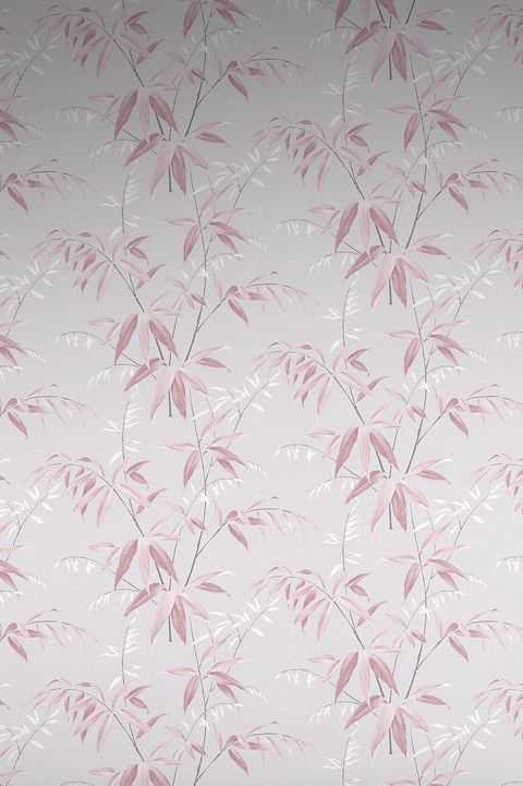 Oriental blossom wallpaper