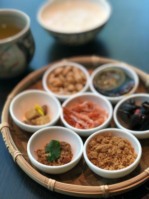 虹系諾雅谷關 融合台灣特色的早餐